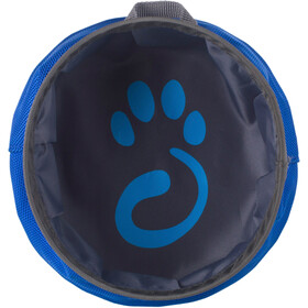 Mountain Paws Water Bowl S Foldable, blue